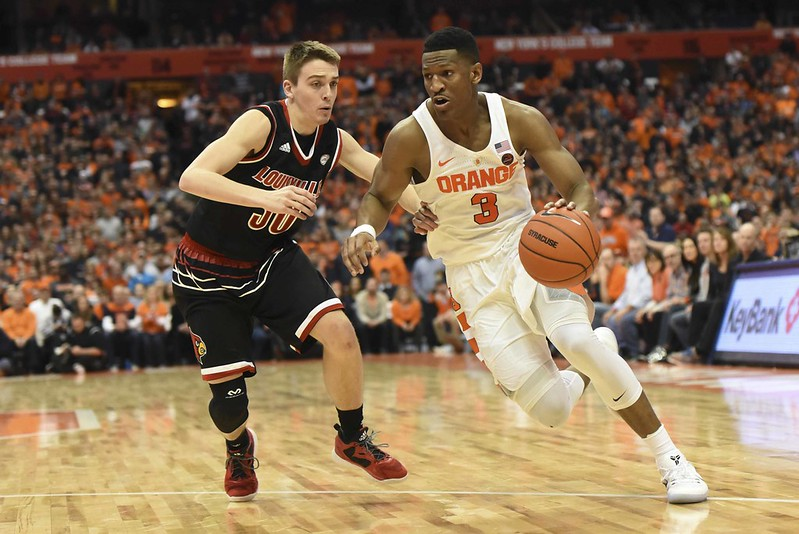 SU men's basketball: Syracuse vs. Louisville