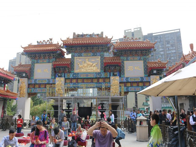 templul wong tai sin obiective turistice gratuite hong kong 3