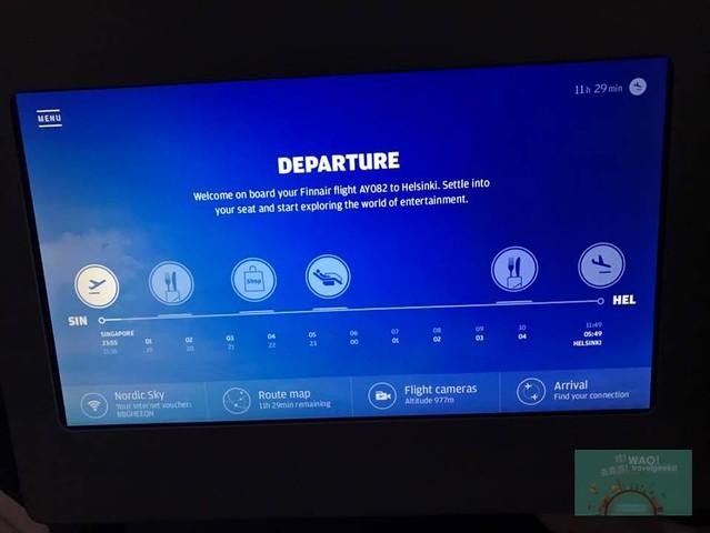 Finnair Busines A35002Airline Reviews