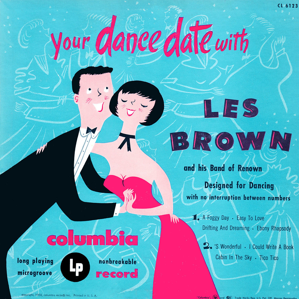 Les Brown - Your Dance Date with Les Brown