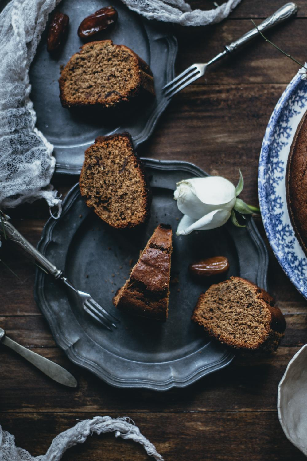 Finnish Date & Coffee Bundt Cake | Lab Noon by Saghar Setareh-23
