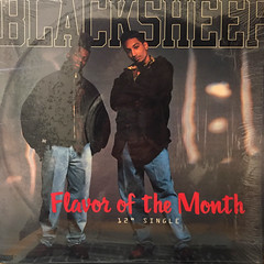 BLACK SHEEP:FLAVOR OF THE MONTH(JACKET A)