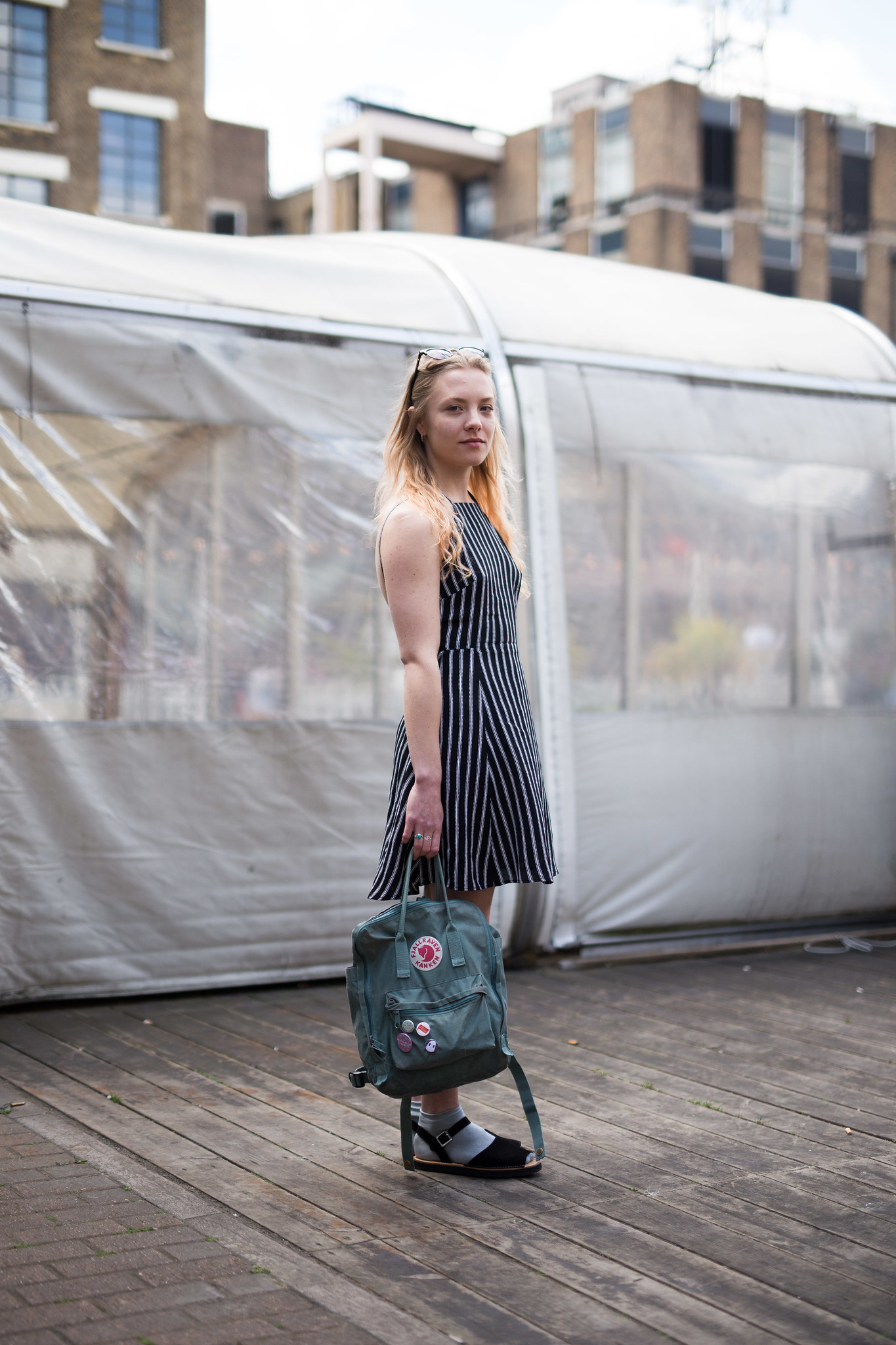 Street Style - Kait, Graduate Fashion Week