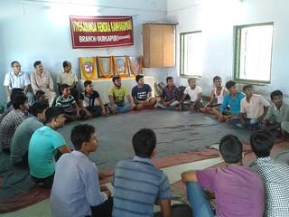 Karyakarta prashikshan Shibir West Bengal