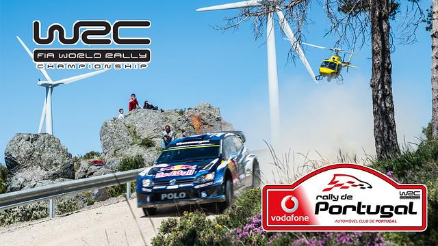 MINIATURA WRC PORTUGAL