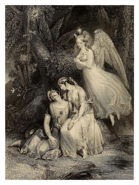 004-Lalla Rookh an oriental romance-1853 -E. H. Corbould