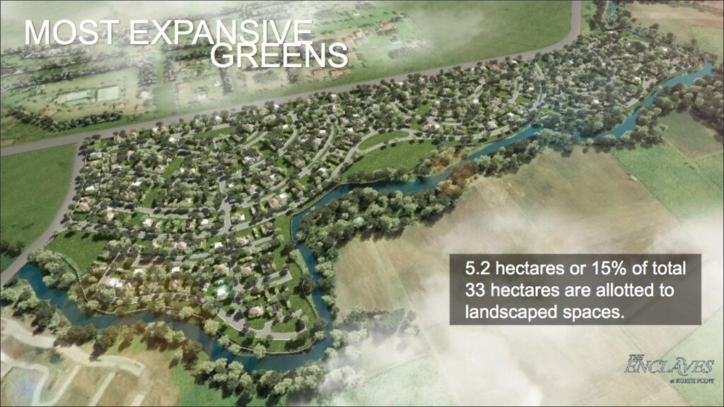 Most Expansive Greens