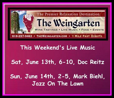 The Weingarten 6-13, 6-14-15