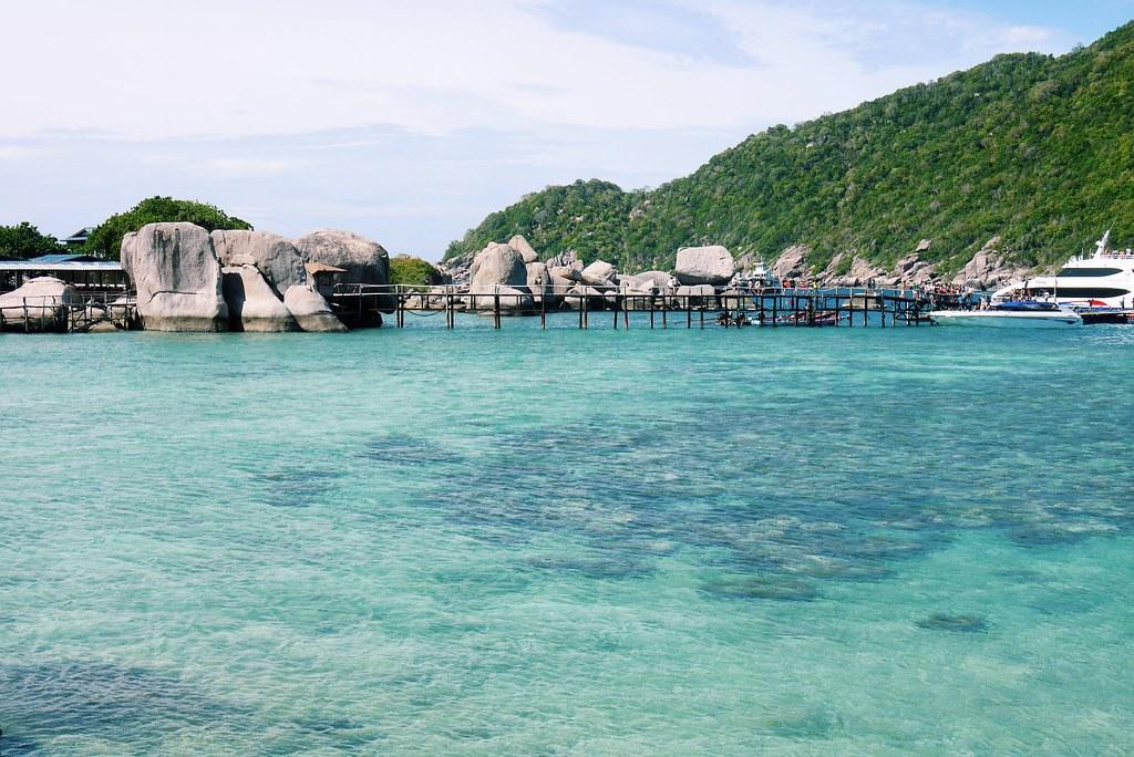 Koh Nangyuan / Travel / KWB