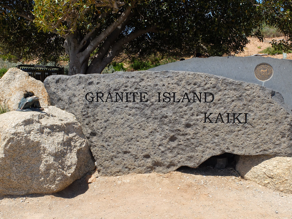 Victor Harbor/Granite Island