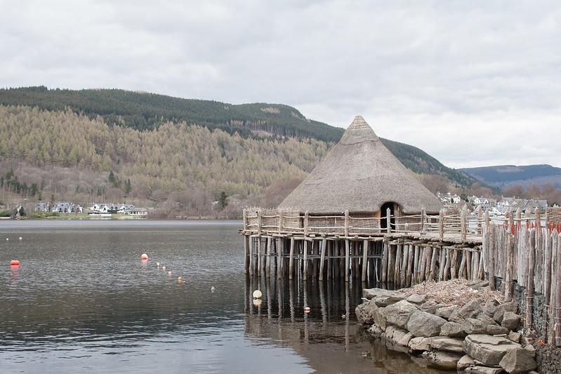 Crannog, Loch Tay