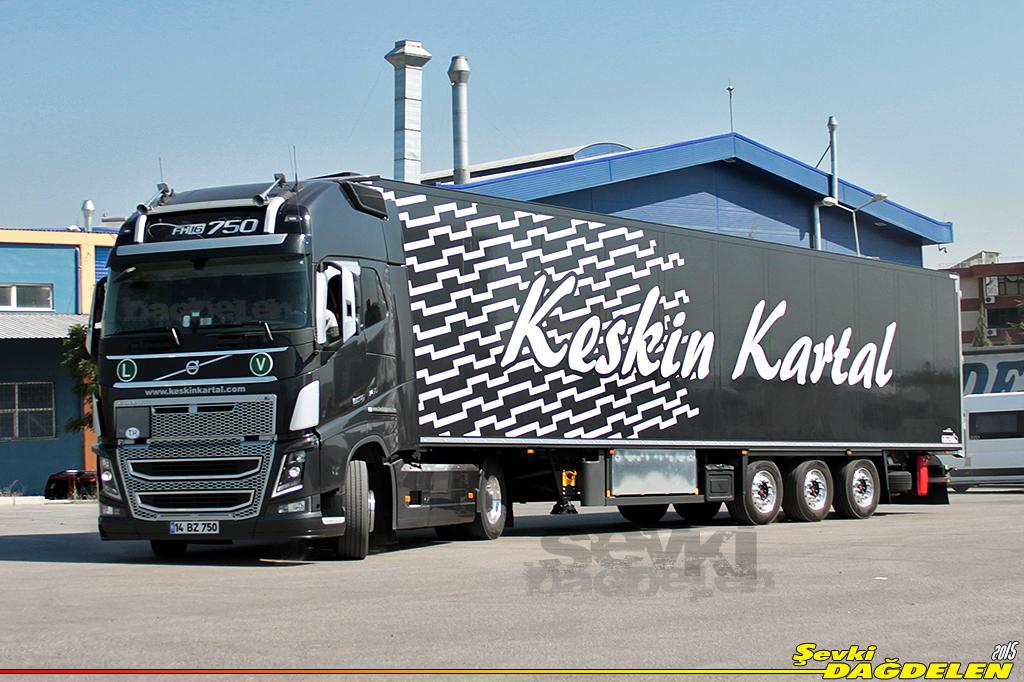 Volvo Fh16 750 Volvo Fh16 750 4x2 Globetrotter Xl