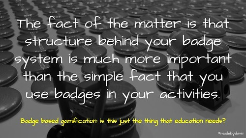 Badge based gamification: is this just the thing that education needs? | by mrkrndvs