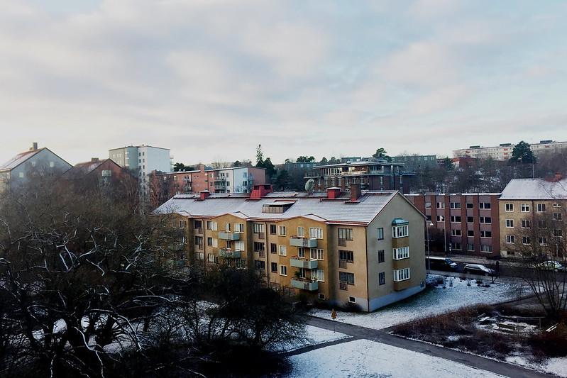 winter in solna