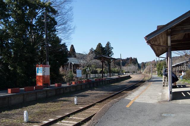 小湊鐵道 上総中野駅