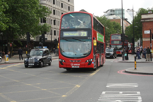 Arriva London North HV65 LJ62BAU
