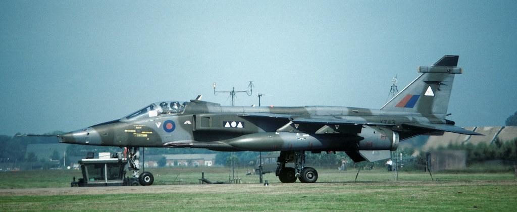 XZ113 2 Sqn Royal Air Force NATO Tactical