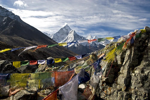 Everest. From The Photographing Tourist: A Storyteller's Guide to Travel and Photography by David Noyes