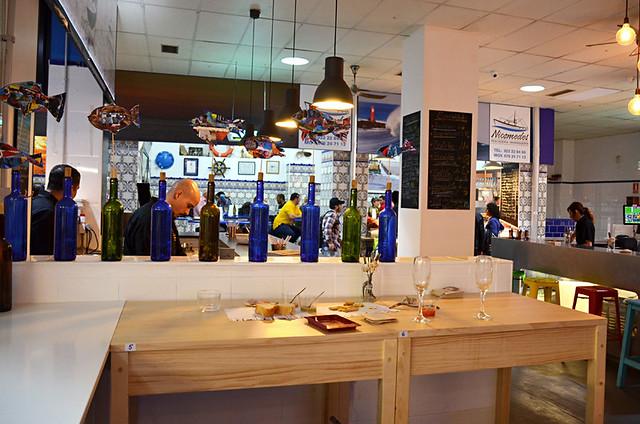 Food Hall, La Recova, Mercado Nuestra Señora de Africa, Santa Cruz, Tenerife