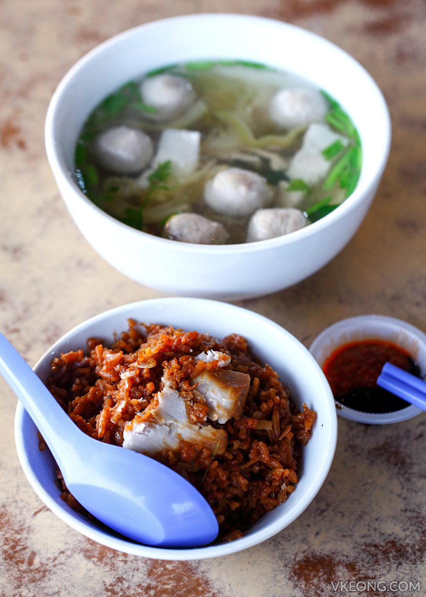 833 Yam Rice Bukit Mertajam