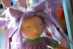 """Miss Kitty - 12"""" Finicky Feline Doll"""