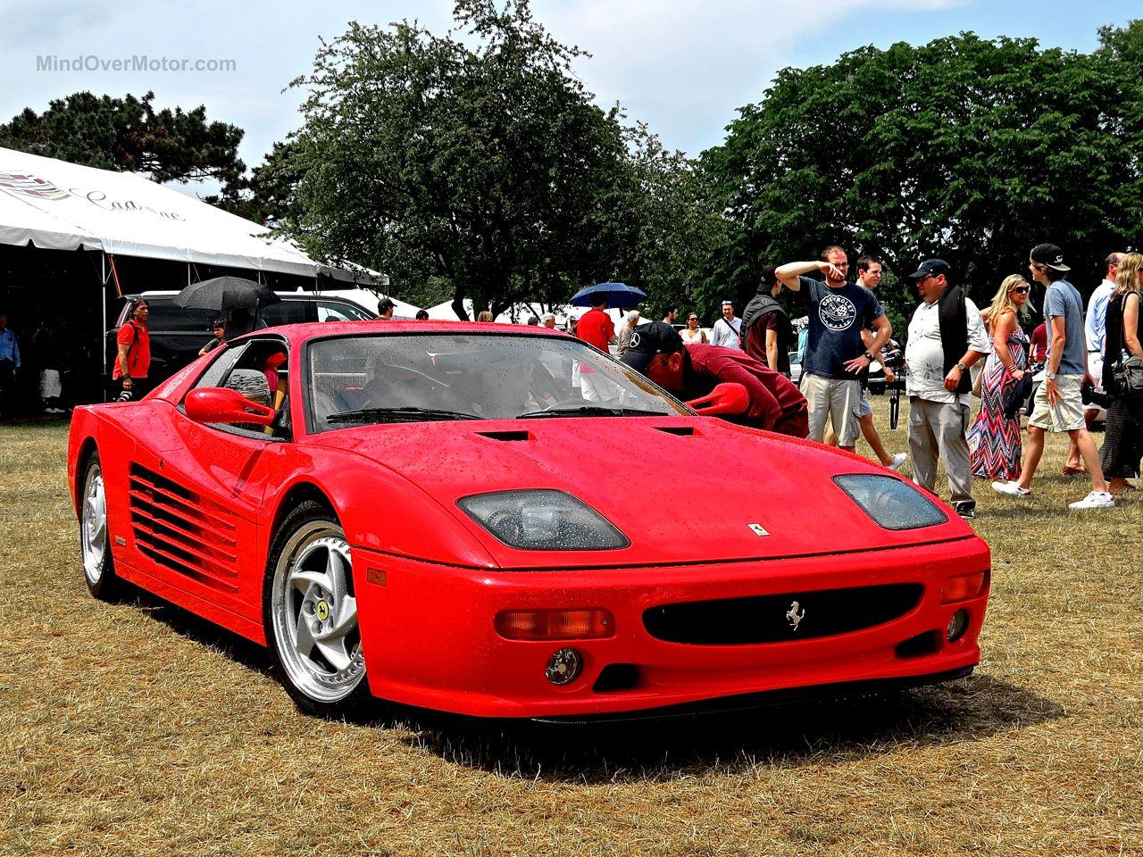 Greenwich 2 Ferrari 512M