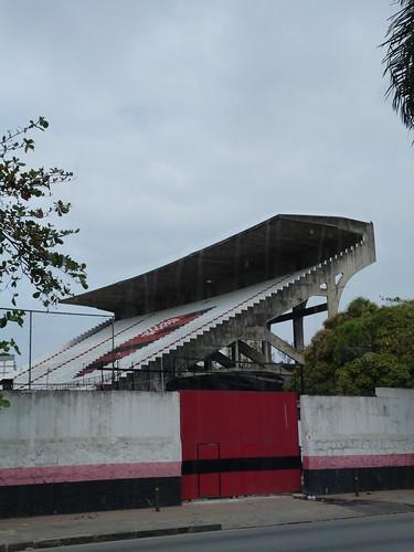 Estádio da Gávea, Flamengo