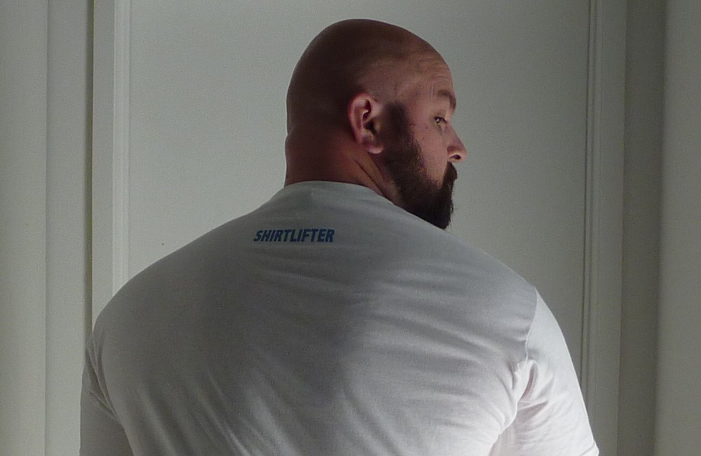 Shirtlifter TShirt - back