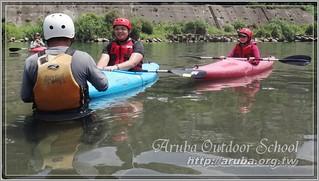 210期獨木舟訓練課程 02