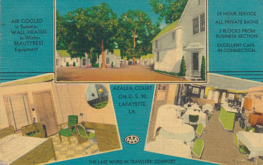 Azalea Court - Lafayette, Louisiana
