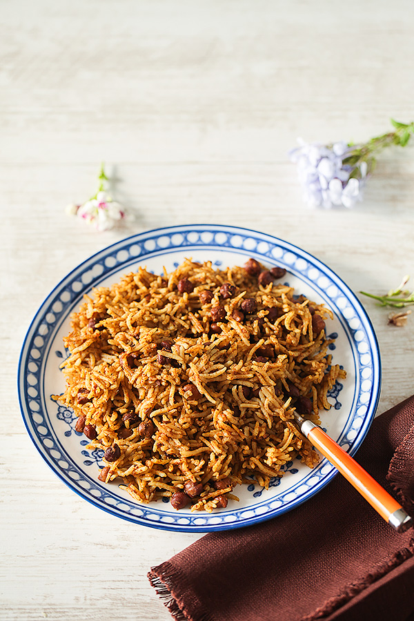 Kala Channa Pulao | Black Chickpea Pulao