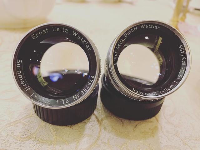 Leica Summarit 50mm F1.5 傳說之經典