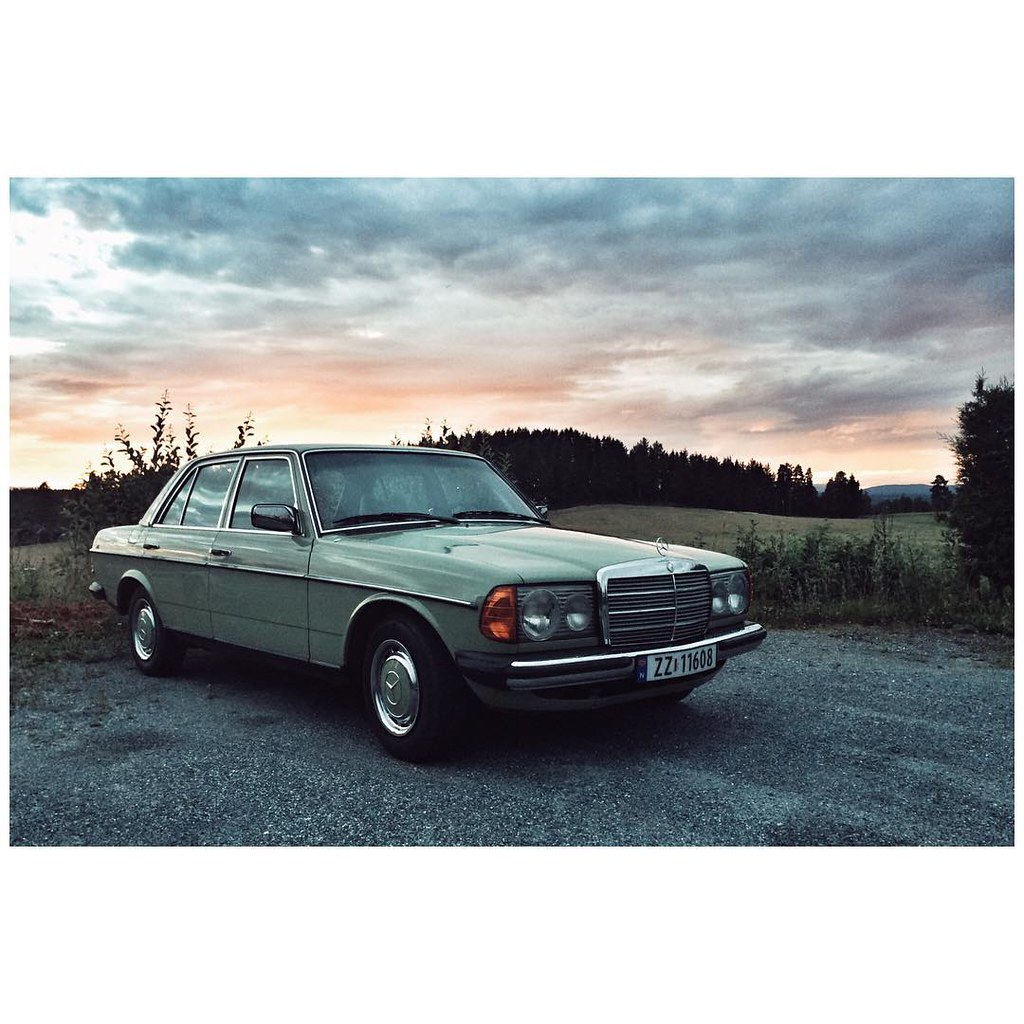Mercedes Benz Model 123 Year 1985 This Is A True Love It W Flickr
