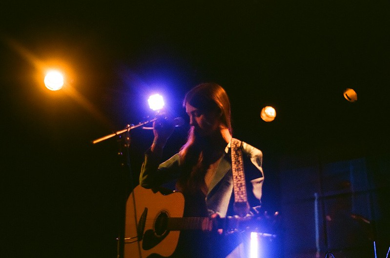 Weyes Blood, live in L.A