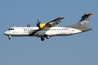 19 janvier 2017 - NESMA  AIRLINES - ATR 72-600  (HZ-ABS)  msn 1352 - LFBO - TLS