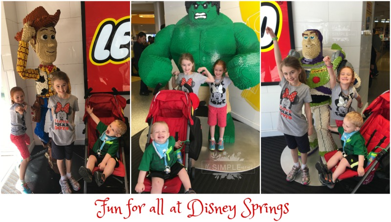 Disney Springs fun for all
