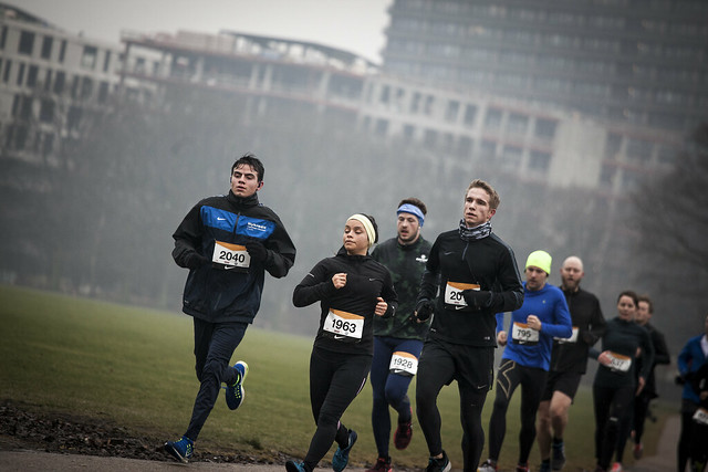Nike Marathontest 1 - 2017