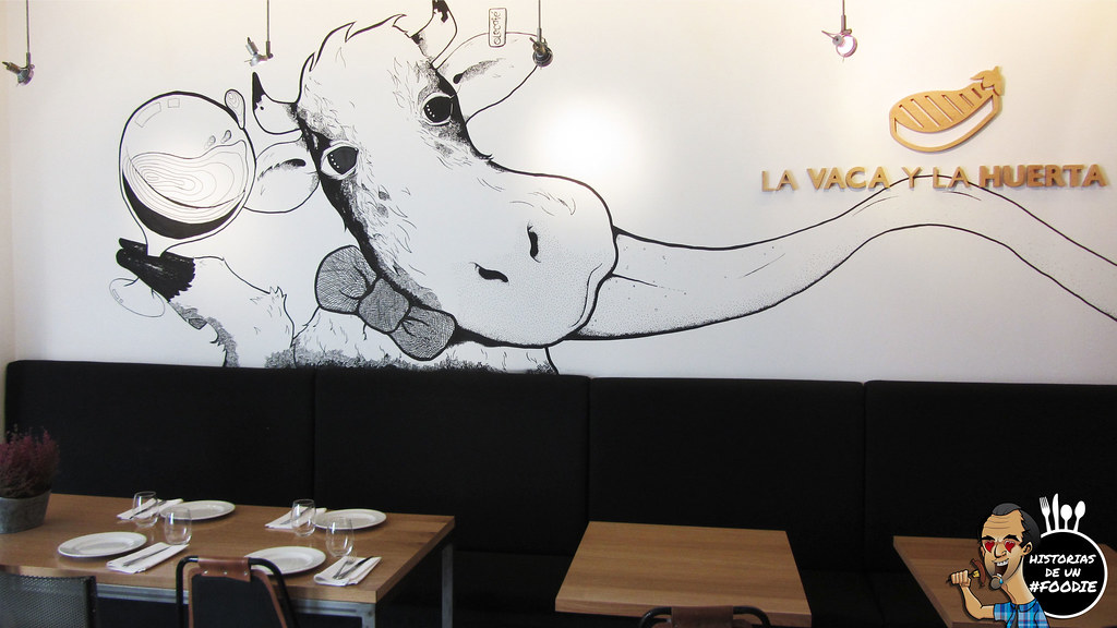La Vaca y La Huerta