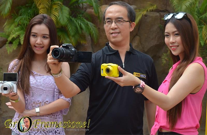Nikon Malaysia - - Nikon D5500, Nikon 1 J5, Nikon Coolpix P900 dan Coolpix S33.