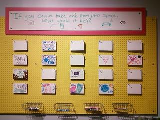 Classroom info board