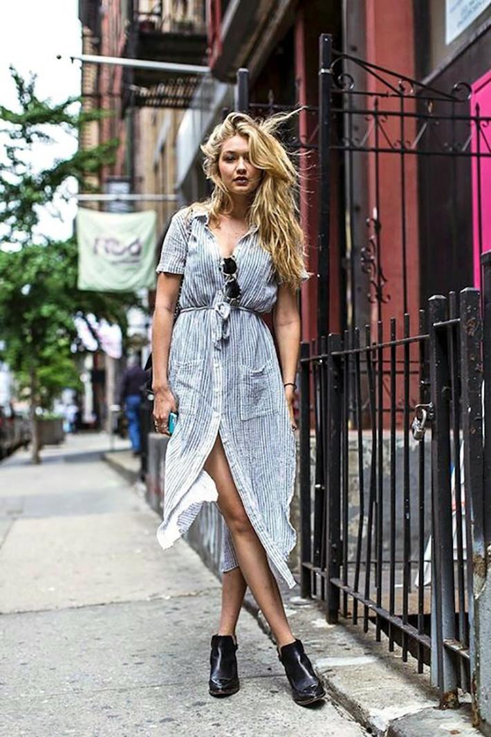 Maxi Skirt & Maxi Dress outfit inspiration04