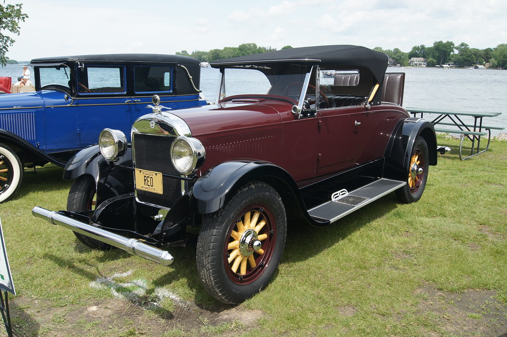 1926 Reo Roadster Beautiful Weather Excellent Location