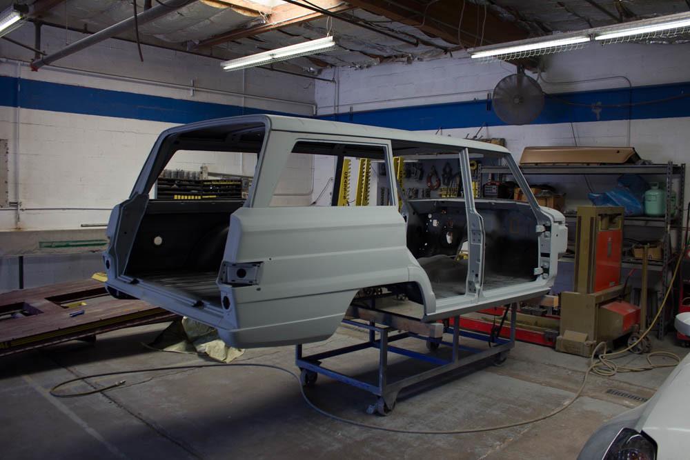 LS3 Swap into a 1980 Wagoneer [Archive] - International Full
