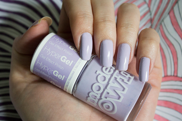 Models Own Hypergel in Lilac Sheen