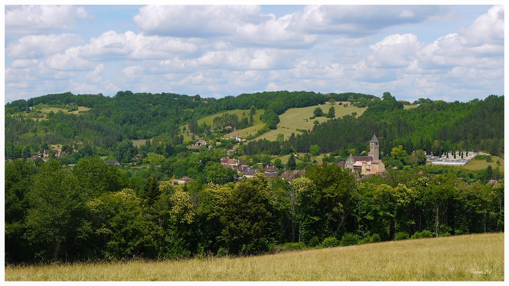 Mon village natal en Dordogne + correction 19000451636_7d66bf7db0_o