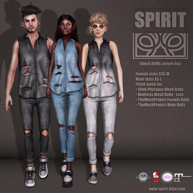 SPIRIT - Elysha outfit
