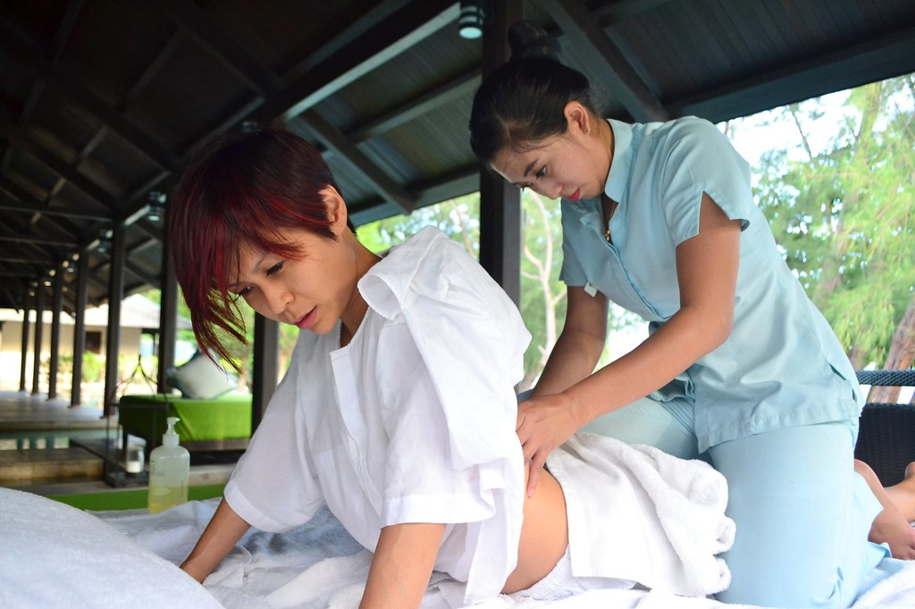 Westin langkawi - heavenly spa - review -royal thai massage-011