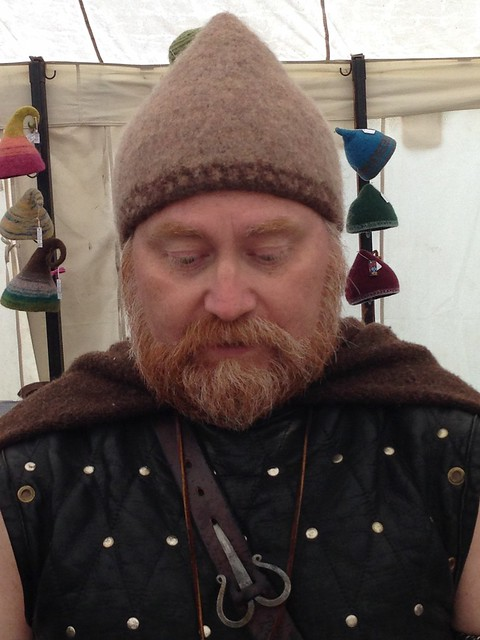Ashville Viking Fest - Day 15 of hats