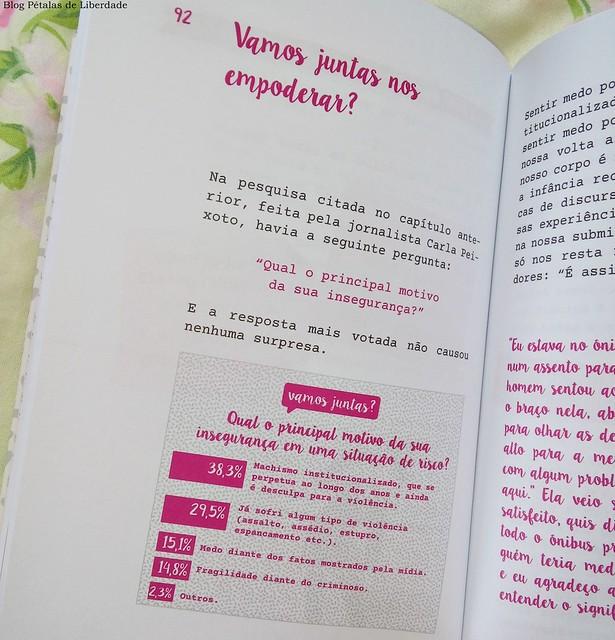 Resenha, livro, Vamos-juntas, Babi-Souza, Galera-Record, fotos, capa, trechos, ilustração, critica, opiniao, livro-sobre-feminismo, livro-sobre-sororidade, empoderamento-feminino