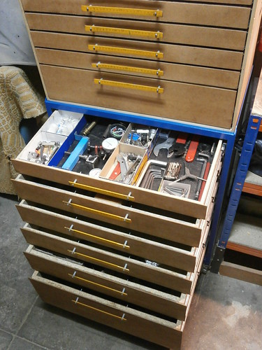 Homemade Tool Chest Hugo Cardoso Flickr